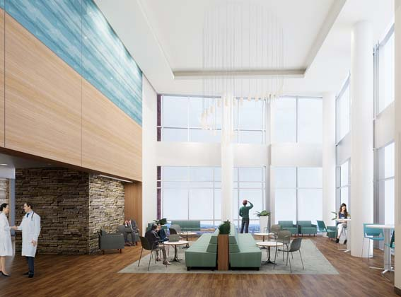 FIRST LOOK: Saint Thomas Rutherford Hospital Expansion