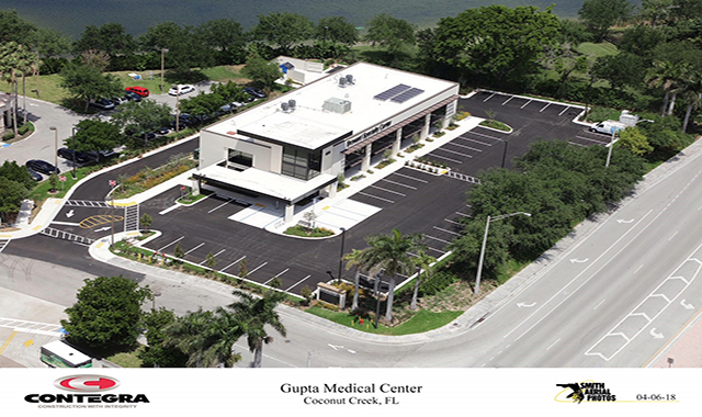 Broward Specialty Medical Center Finalizes Construction