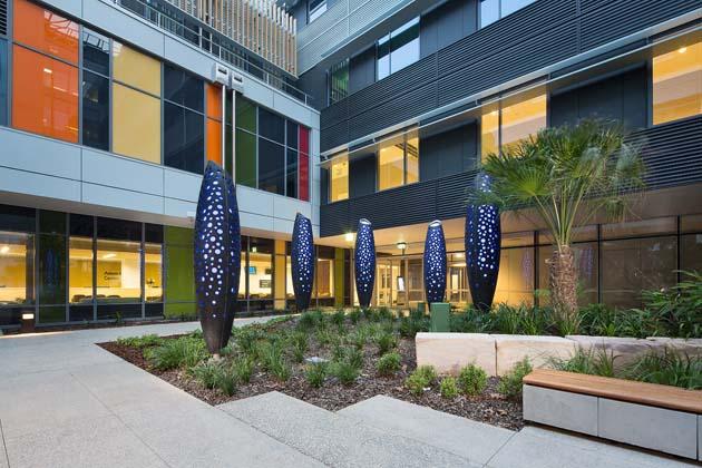 Celebrating The Great Outdoors At Sunshine Coast University Hospital