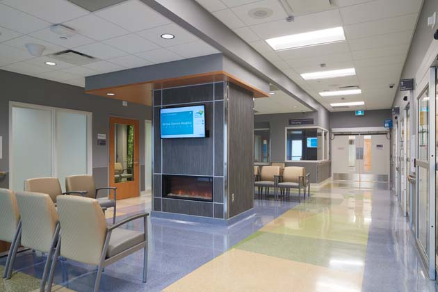 PHOTO TOUR: Milton District Hospital