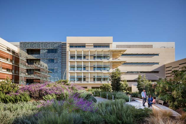 Natural Progression For Lucile Packard Children's Hospital Stanford