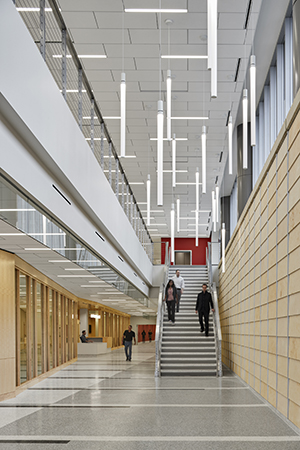 University Of Houston Opens New Health, Biomedical Sciences Building