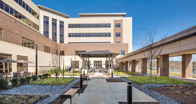 Baptist Memorial Hospital – North Mississippi