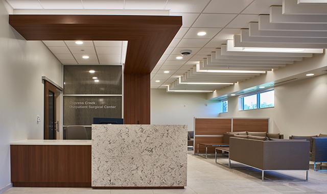 Cypress Creek Medical Pavilion Completes Construction