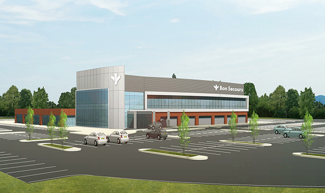 Bon Secours Files Certificate Of Public Need Application For New Project