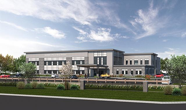 Ground Breaks On New MOB, Ambulatory Surgery Center