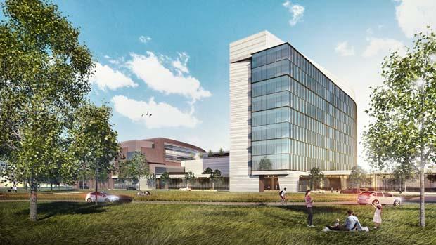 First Look: MetroHealth Acute Care Hospital