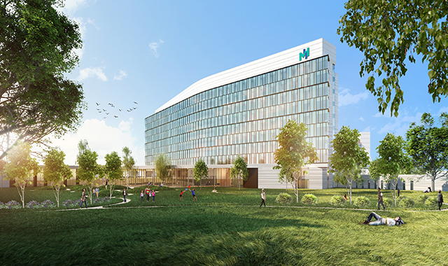 MetroHealth Unveils Plans For New Acute Care Hospital