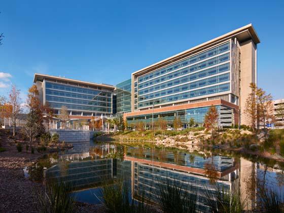 UF Health Heart & Vascular Hospital and UF Health Neuromedicine Hospital Tower