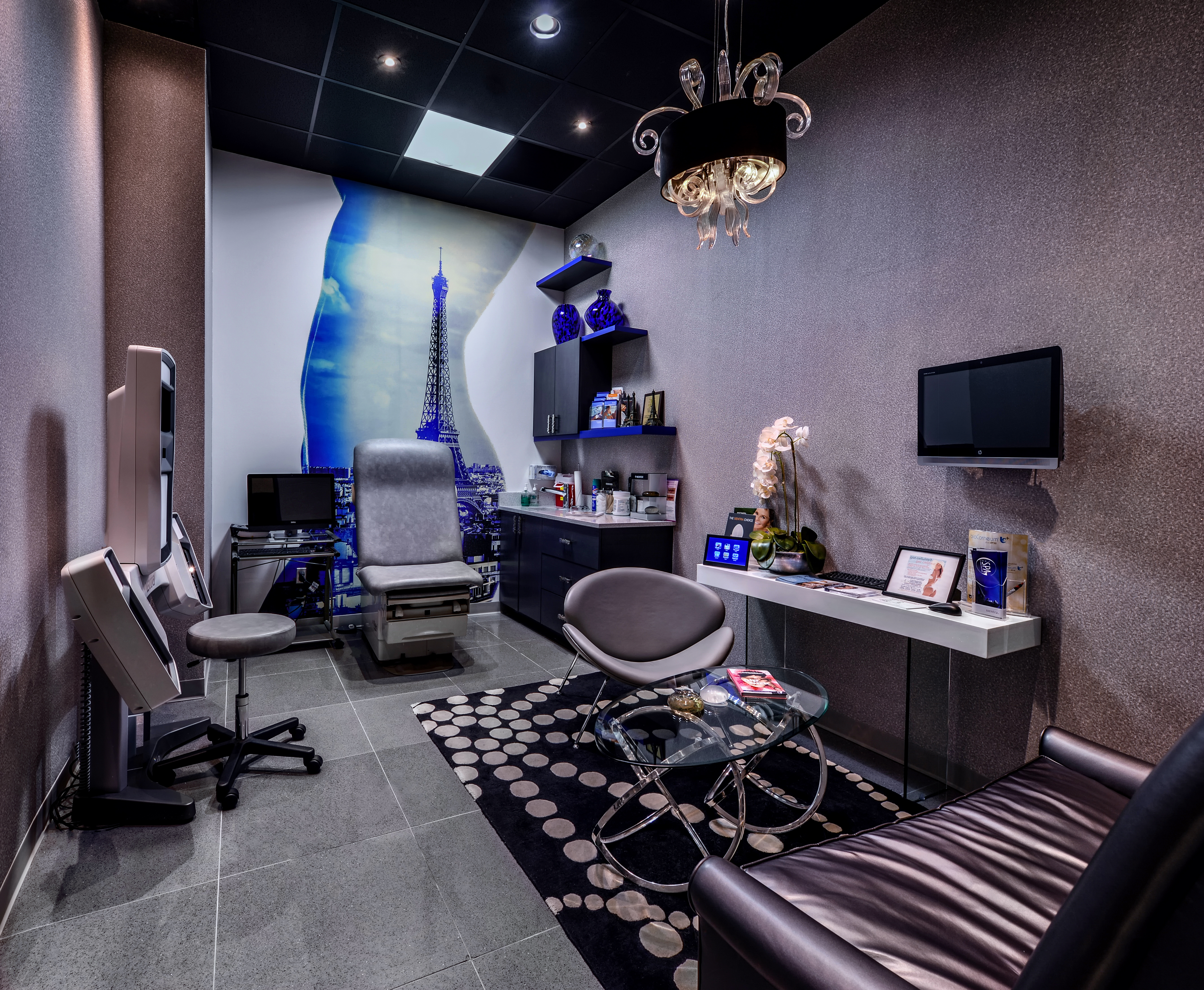 PHOTO TOUR: Greenberg Cosmetic Surgery