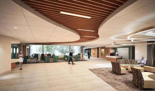 MidMichigan Medical Center – Midland – Cardiovascular Center