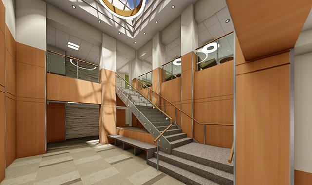 UMass Memorial Medical Center Upgrades Facility Public Spaces