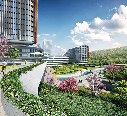 Planning, Design Firm Chosen For Hengqin Hospital In China